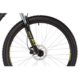 "GT Bicycles Avalanche Sport 29"" satin black/chartreusen/mid siver"